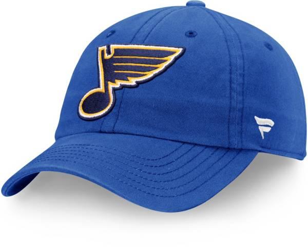 NHL Men's St. Louis Blues Fundamental Adjustable Hat product image