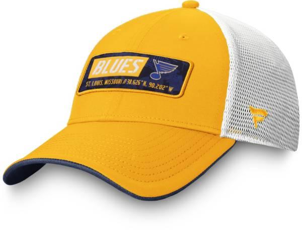 NHL Men's St. Louis Blues Iconic Mesh Adjustable Hat product image