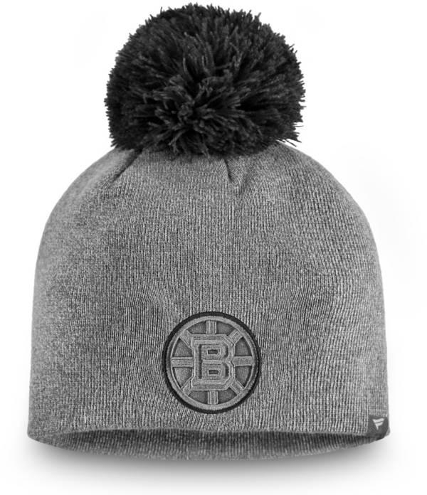 NHL Women's Boston Bruins Marled Pom Kit Beanie product image