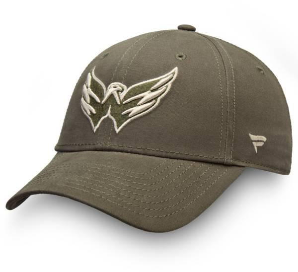 NHL Men's Washington Capitals Modern Utility Snapback Adjustable Hat product image