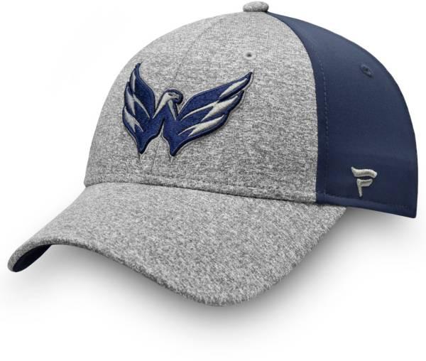 NHL Men's Washington Capitals Marled Adjustable Hat product image