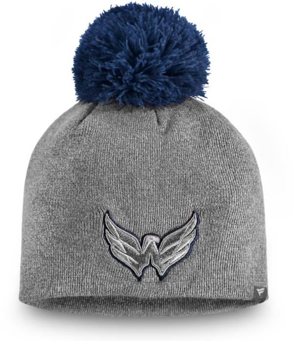 NHL Women's Washington Capitals Marled Pom Kit Beanie product image
