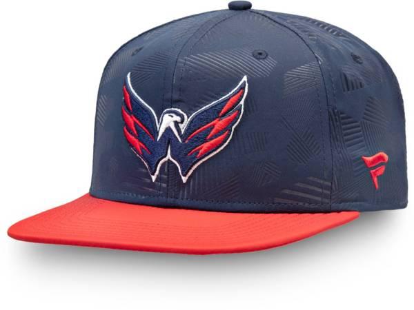 NHL Men's Washington Capitals Iconic Snapback Adjustable Hat product image