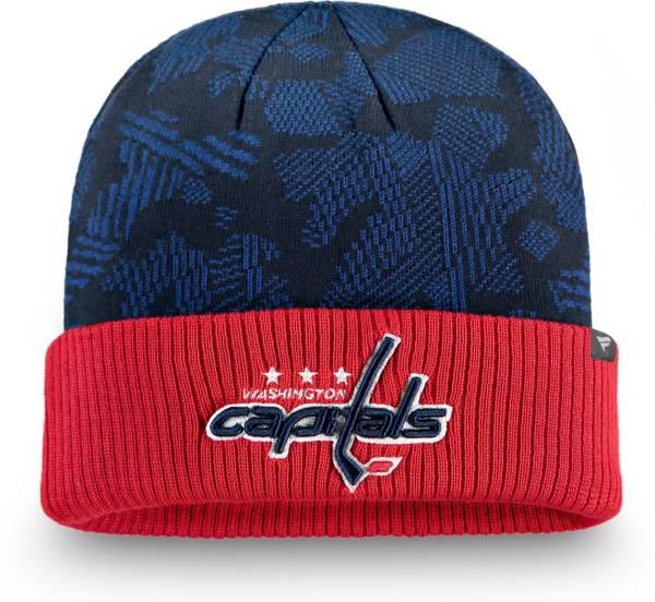 NHL Men's Washington Capitals Iconic Cuff Knit Beanie product image