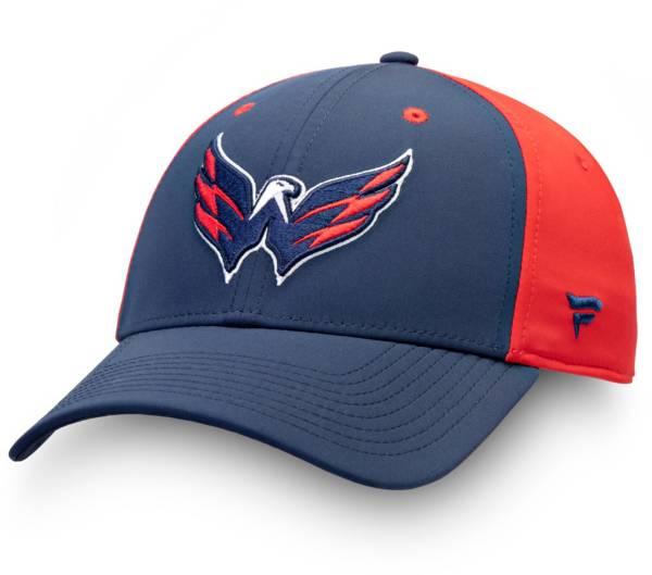 NHL Men's Washington Capitals Iconic Speed Flex Hat product image