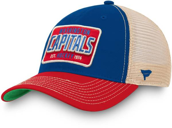 NHL Men's Washington Capitals Classic Snapback Adjustable Hat product image