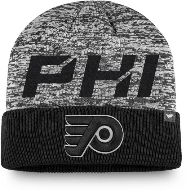 NHL Men's Philadelphia Flyers Clutch Cuffed Knit Beanie product image