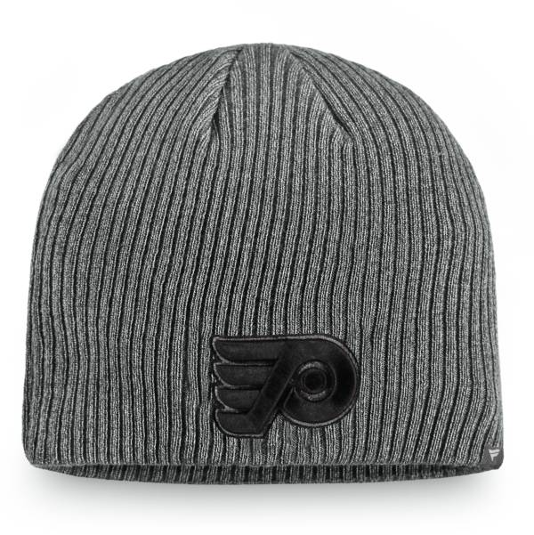 NHL Men's Philadelphia Flyers Marled Tech Knit Beanie product image