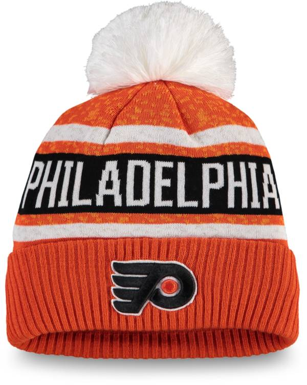 NHL Women's Philadelphia Flyers Pom Knit Beanie product image