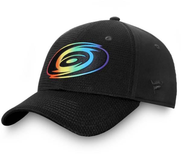 NHL Men's Carolina Hurricanes Authentic Pro Pride Flex Hat product image
