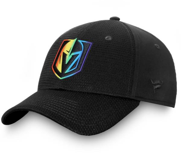 NHL Men's Vegas Golden Knights Authentic Pro Pride Flex Hat product image