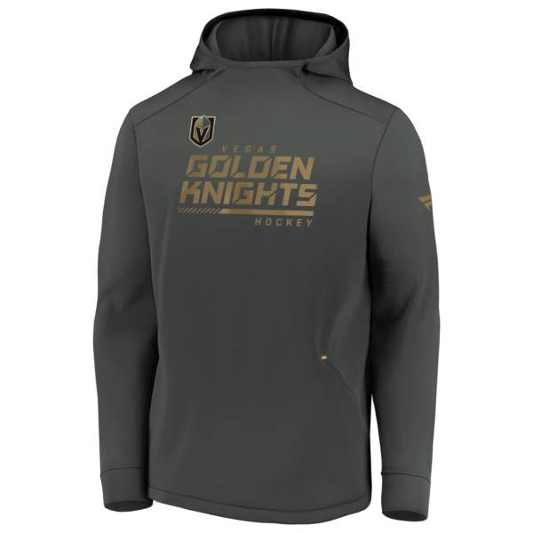 NHL Men's Vegas Golden Knights Travel Gray Pullover Sweatshirt product image