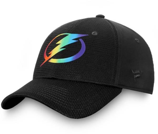 NHL Men's Tampa Bay Lightning Authentic Pro Pride Flex Hat product image