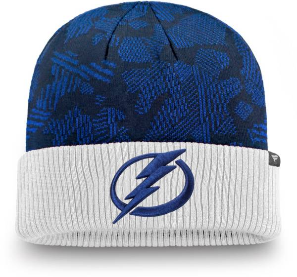 NHL Men's Tampa Bay Lightning Iconic Cuff Knit Beanie product image