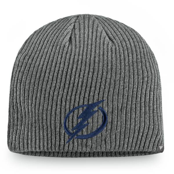 NHL Men's Tampa Bay Lightning Marled Tech Knit Beanie product image