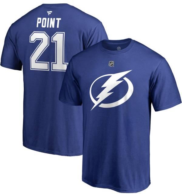 NHL Men's Tampa Bay Lightning Brayden Point #21 Royal Player T-Shirt product image