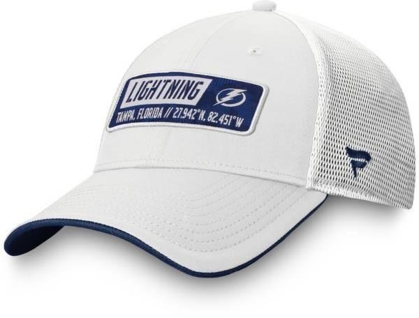 NHL Men's Tampa Bay Lightning Iconic Mesh Adjustable Hat product image