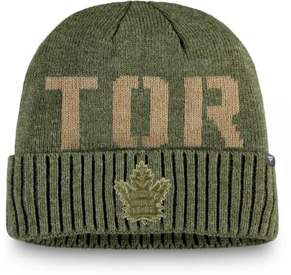 NHL Men's Toronto Maple Leafs Modern Utility Cuff Knit Beanie product image
