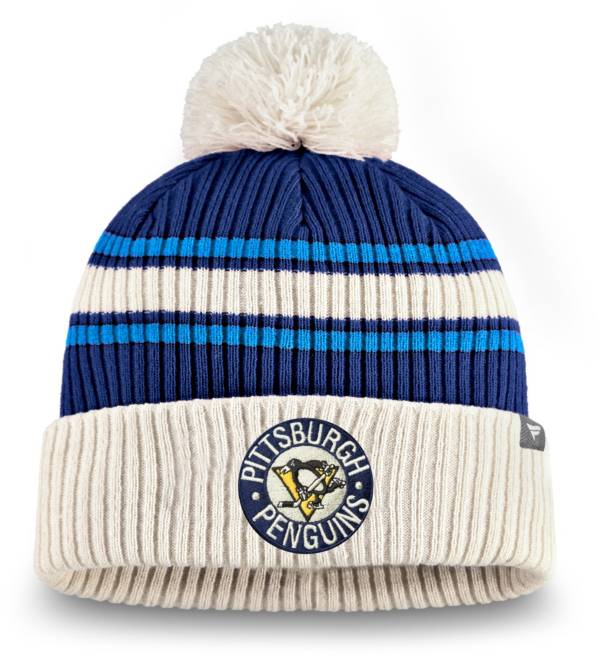 NHL Men's Pittsburgh Penguins Classic Pom Knit Beanie product image