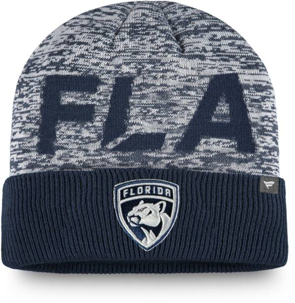 NHL Men's Florida Panthers Clutch Cuffed Knit Beanie product image