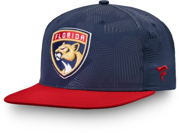 NHL Men's Florida Panthers Iconic Snapback Adjustable Hat product image