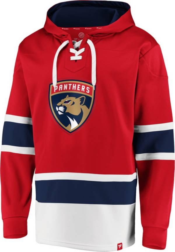 NHL Men's Florida Panthers Power Play Red Pullover Hoodie product image