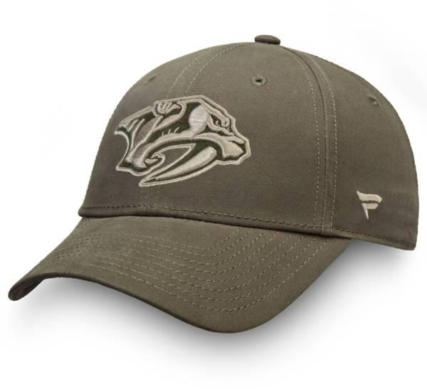 NHL Men's Nashville Predators Modern Utility Snapback Adjustable Hat product image