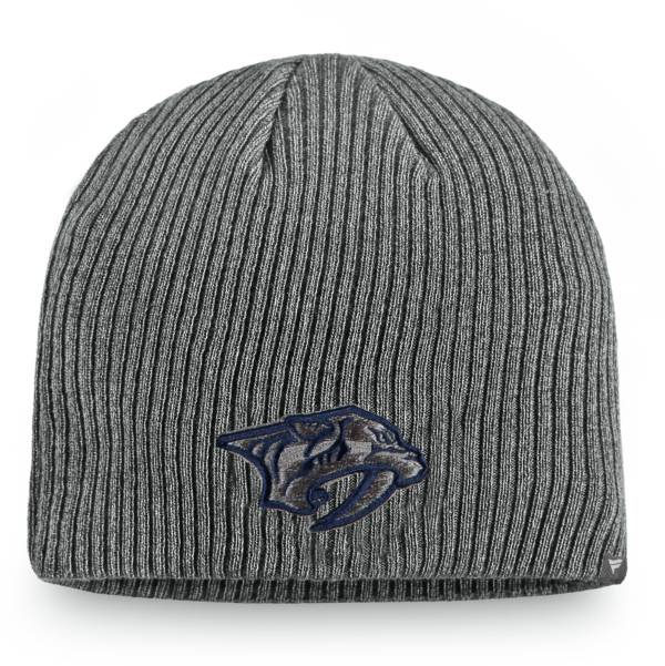 NHL Men's Nashville Predators Marled Tech Knit Beanie product image