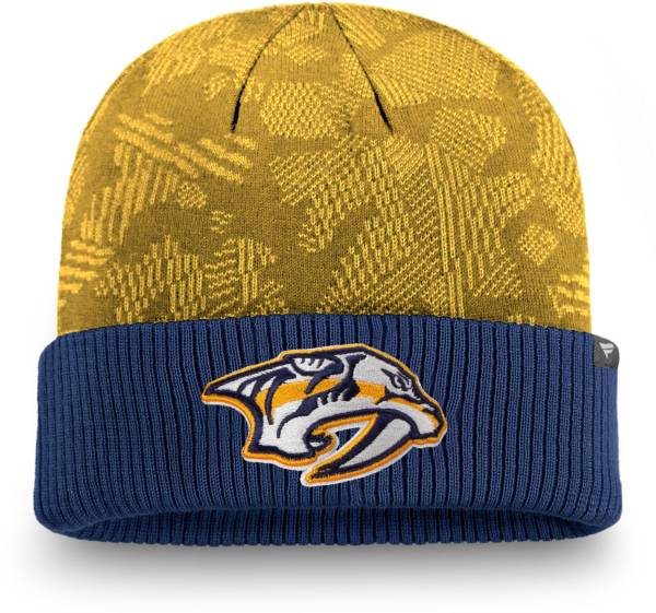 NHL Men's Nashville Predators Iconic Cuff Knit Beanie product image