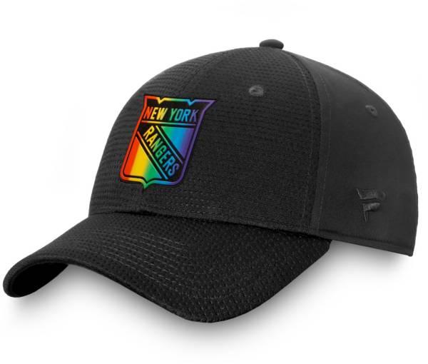 NHL Men's New York Rangers Authentic Pro Pride Flex Hat product image