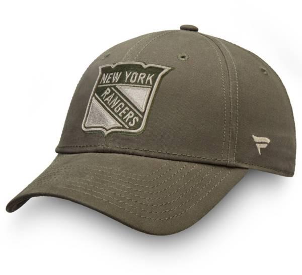 NHL Men's New York Rangers Modern Utility Snapback Adjustable Hat product image