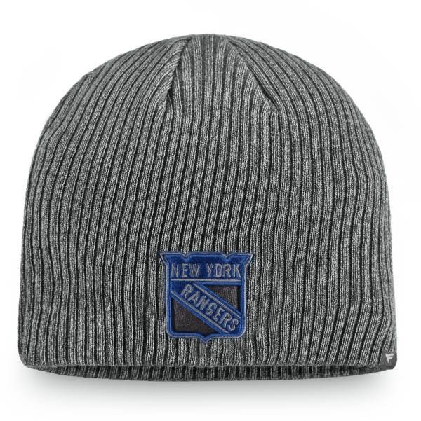 NHL Men's New York Rangers Marled Tech Knit Beanie product image
