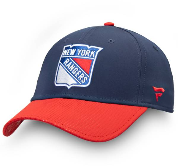 NHL Men's New York Rangers Draft Flex Hat product image
