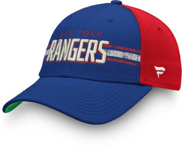 NHL Men's New York Rangers Classic Structured Snapback Adjustable Hat product image