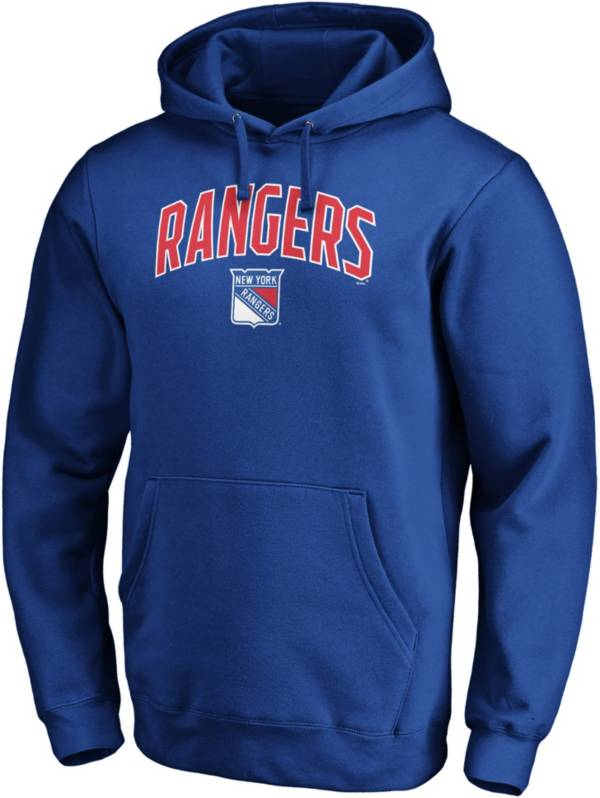 NHL Men's New York Rangers Engage Royal Pullover Hoodie product image