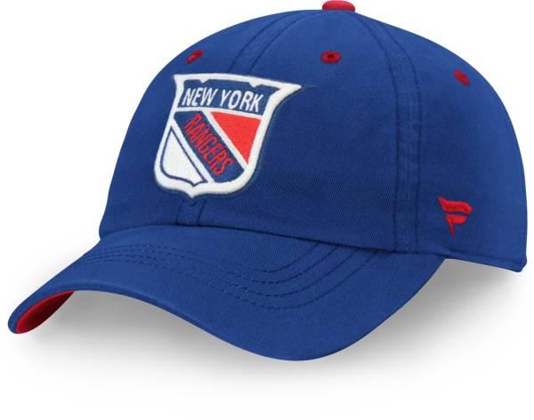 NHL Men's New York Rangers Original Six Adjustable Hat product image