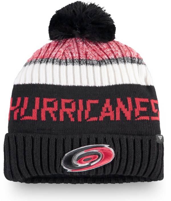 NHL Men's Detroit Red Wings Rinkside Pom Knit Beanie product image