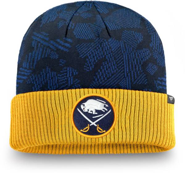 NHL Men's Buffalo Sabres Iconic Cuff Knit Beanie product image