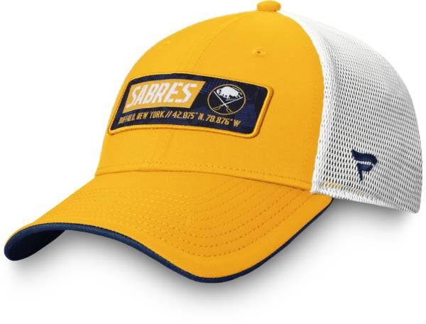 NHL Men's Buffalo Sabres Iconic Mesh Adjustable Hat product image