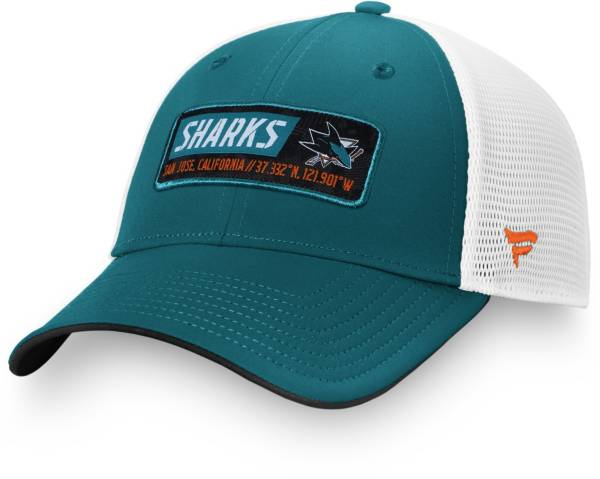 NHL Men's San Jose Sharks Iconic Mesh Adjustable Hat product image
