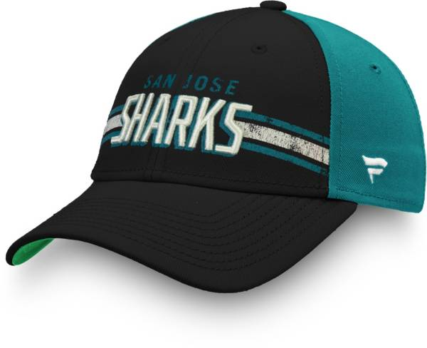 NHL Men's San Jose Sharks Classic Structured Snapback Adjustable Hat product image