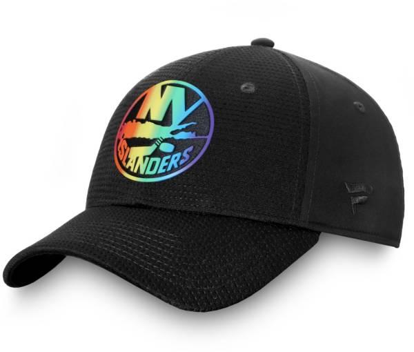 NHL Men's New York Islanders Authentic Pro Pride Flex Hat product image