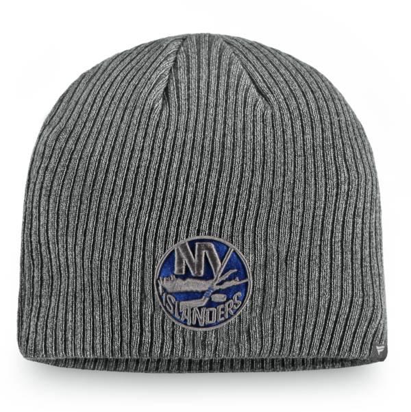 NHL Men's New York Islanders Marled Tech Knit Beanie product image