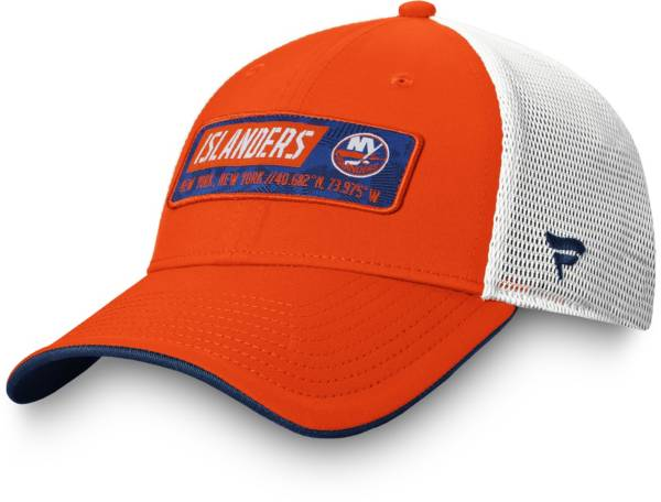 NHL Men's New York Islanders Iconic Mesh Adjustable Hat product image