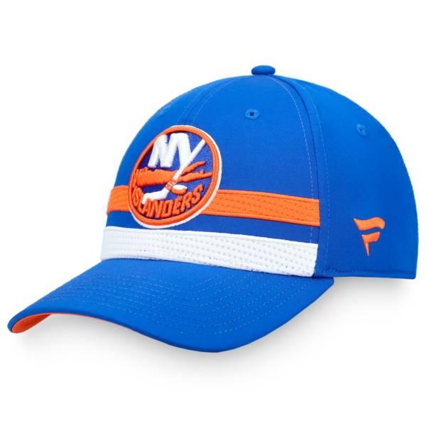 NHL Men's New York Islanders Authentic Pro Draft Royal Flex Hat product image