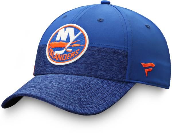 NHL Men's New York Islanders Authentic Pro Locker Room Royal Flex Hat product image