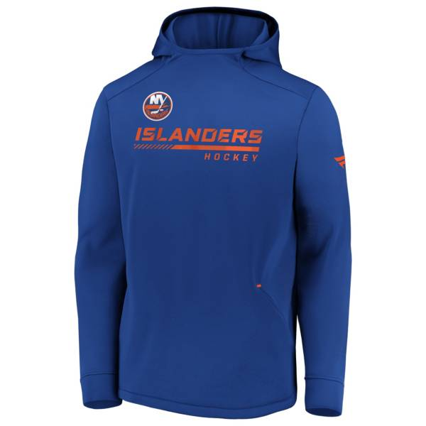 NHL Men's New York Islanders Travel Royal Pullover Sweatshirt product image