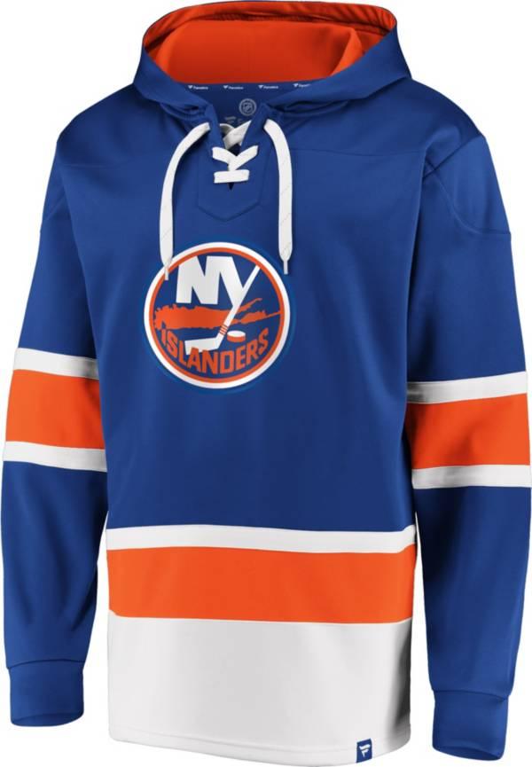 NHL Men's New York Islanders Power Play Royal Pullover Hoodie product image