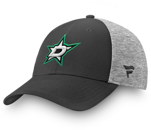 c49850c6721 NHL Men s Dallas Stars Logo Black Flex Hat. noImageFound. Previous