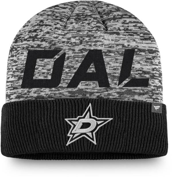 NHL Men's Dallas Stars Clutch Cuffed Knit Beanie product image
